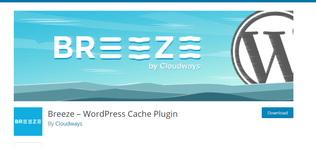 breeze cache plugin
