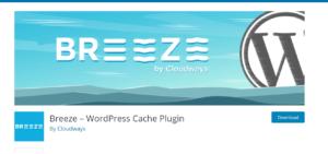 breeze cache plugin