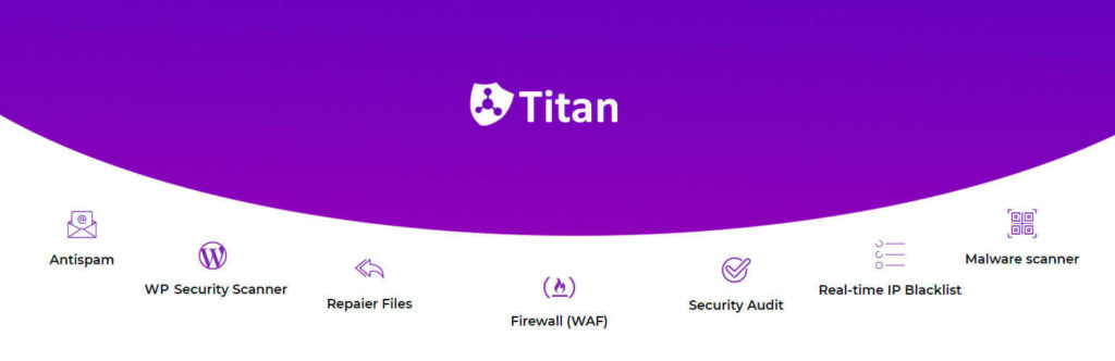 Titan Anti-spam & Security