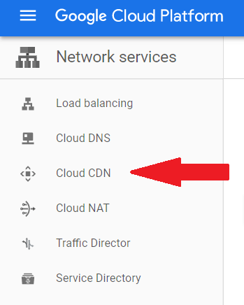 Google Cloud CDN for WordPress