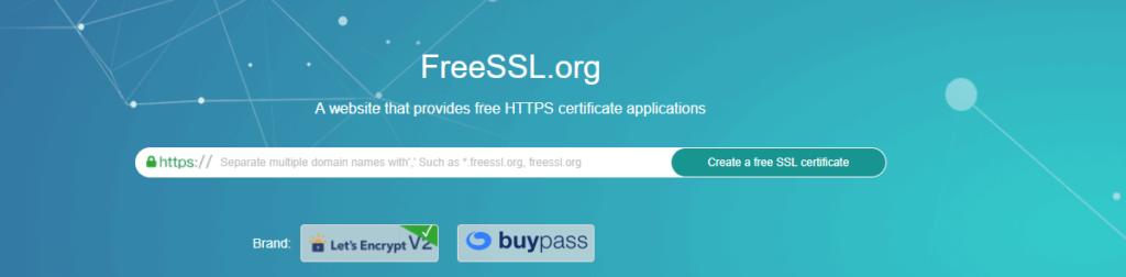 FreeSSL.org