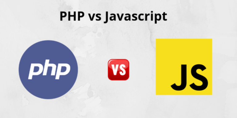 JavaScript vs PHP