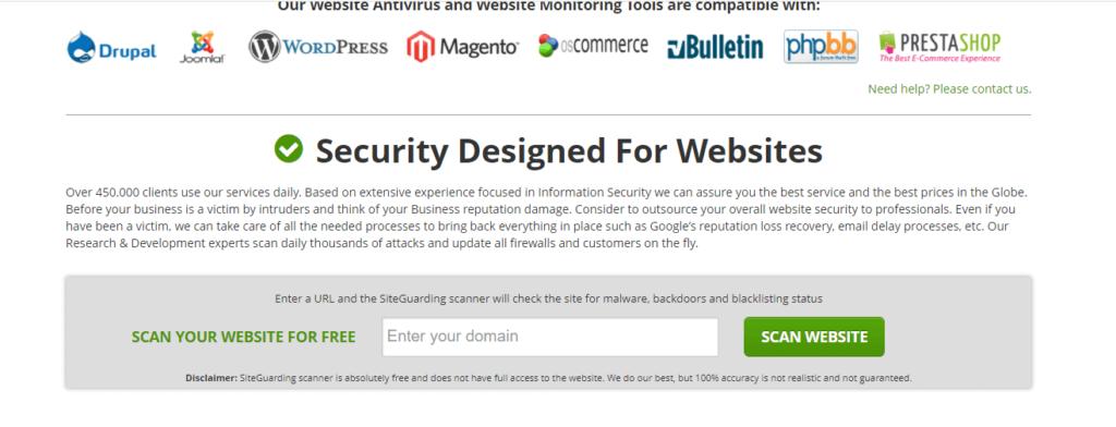 SiteGuarding.com