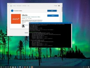 How to Install Linux (Ubuntu) on Windows 10