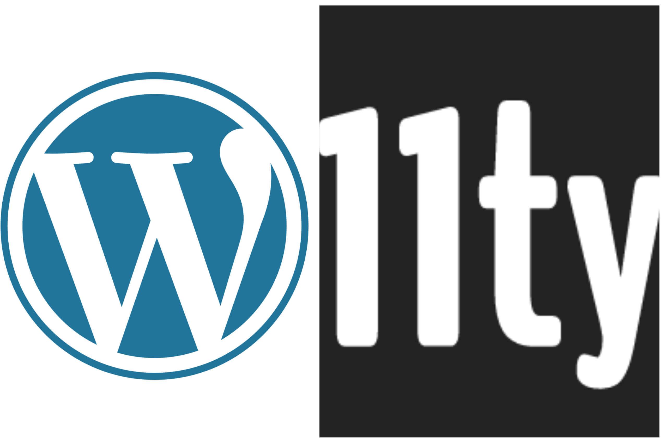 WordPress vs 11ty