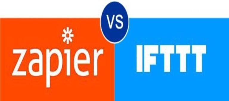 IFTTT vs Zapier